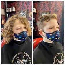 Kid Friendly Barbershop