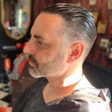 Men's Haircut in Newtown, PA